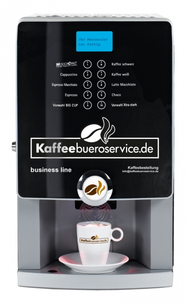 business line Kaffeeautomat